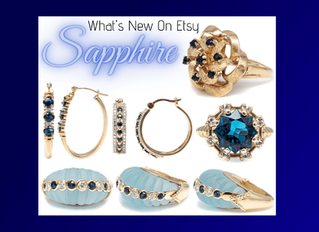 Sapphire – a gem that's been cherished for thousands of years.