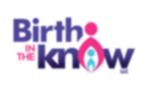 Birth in the know logo