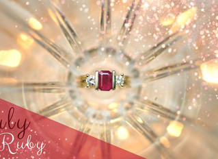 For those born in July you have a beautiful ruby for your birthstone, here are 6 facts about your st
