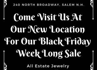 Holiday READY Black Friday @Atwood Jewelers
