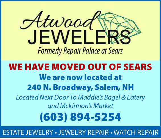 New Location of Atwood Jewelers