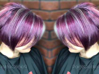 Real Colors, Real You @ NYLA Hair Studio Spring Hill, FL