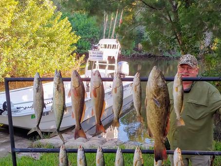 NatureCoast Fishing W/Capt. Matt Locklear