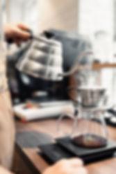 Barista Speciality Coffee Artisan Coffee Charlie Lovett
