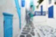 Greece Street Alley