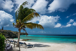 White sand beach in Grenada
