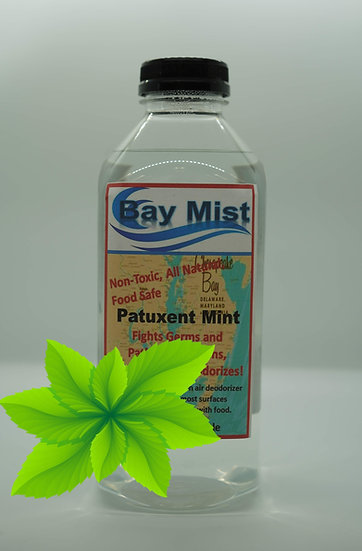 Patuxent Mint Bay Mist Refill Bottle