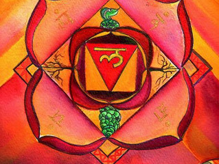 I sette chakra - MULADHARA