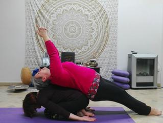 """Il mio primo anno di Yoga: """"ex-scettico-pensiero"""""""