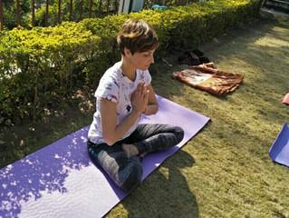 Quando lo yoga ti cambia prospettiva