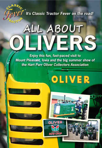 ALL ABOUT OLIVERS DVD