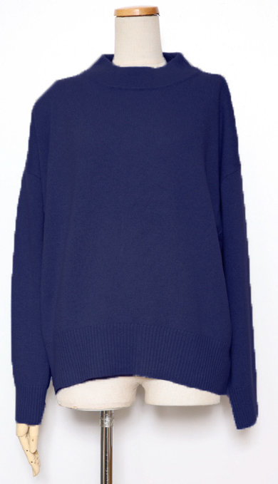 8002103 Cashmere             LILLY`s BASIC     High  neck TOPS