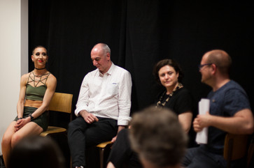 Elisabeth Van Dam / Chris Mestdagh / Cathérine Ongenae / Benedict Vandaele