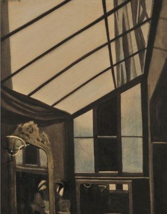 Het glazen dak, credit to Privé-verzameling