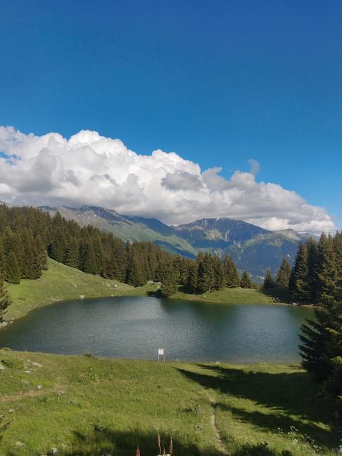 Lac de La Grande Léchère