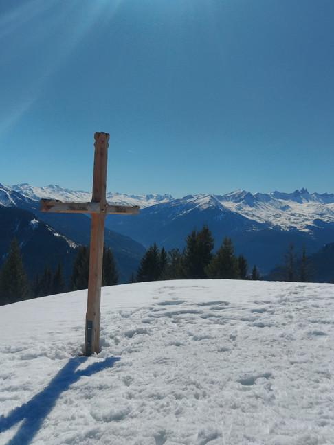 Croix de La Chal
