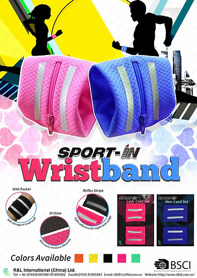 Sport-In Wristband