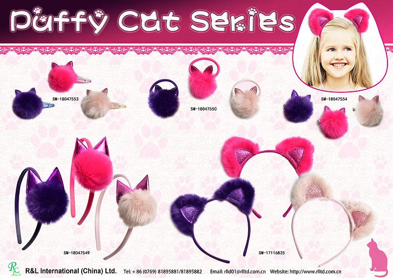 Puffy Cat Series