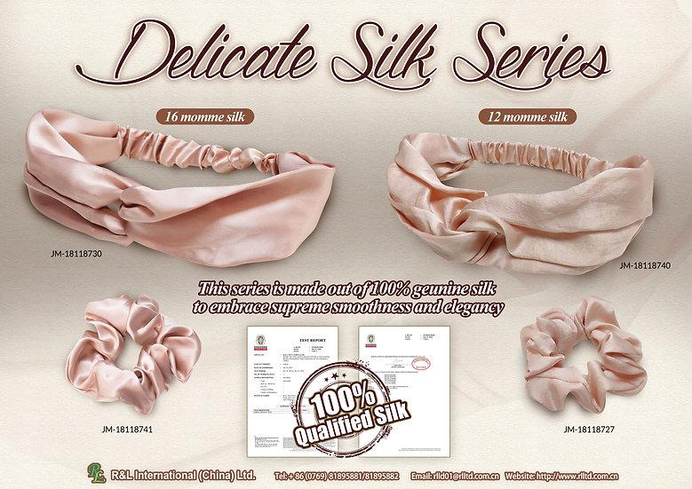 DelicateSilkSeries