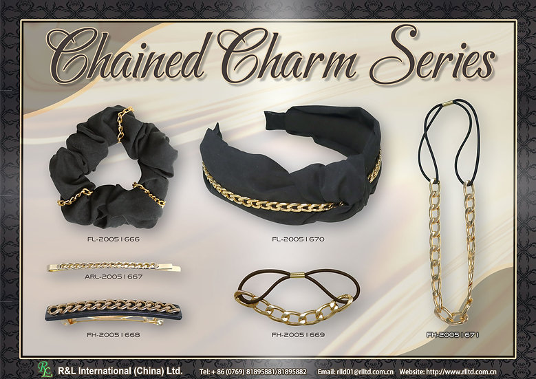 Chained-Charm-Series