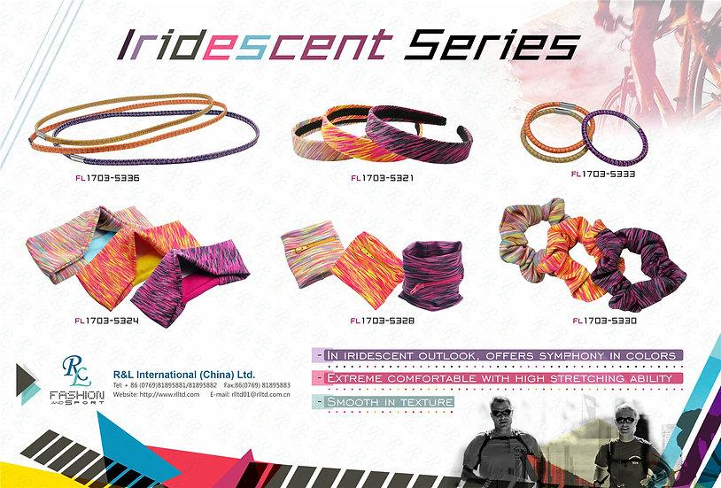 Iridescent Series