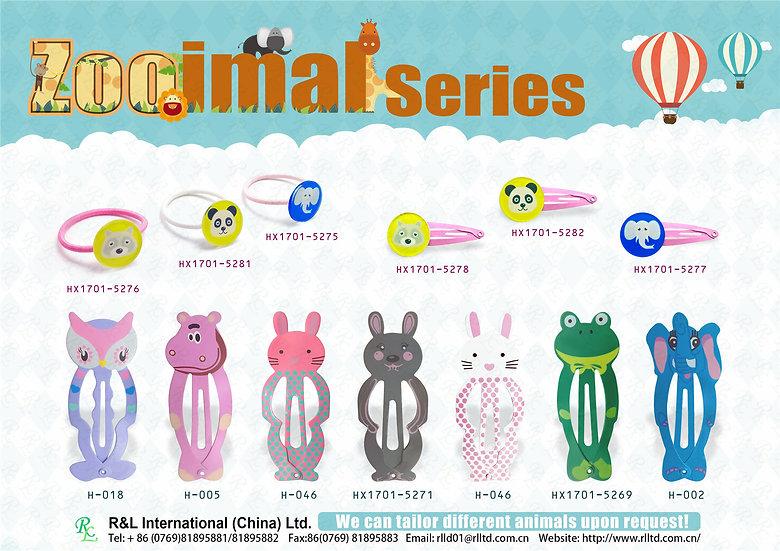 Zooimal Series
