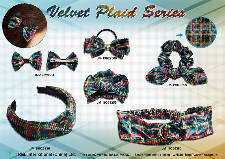 VelvetPlaidSeries