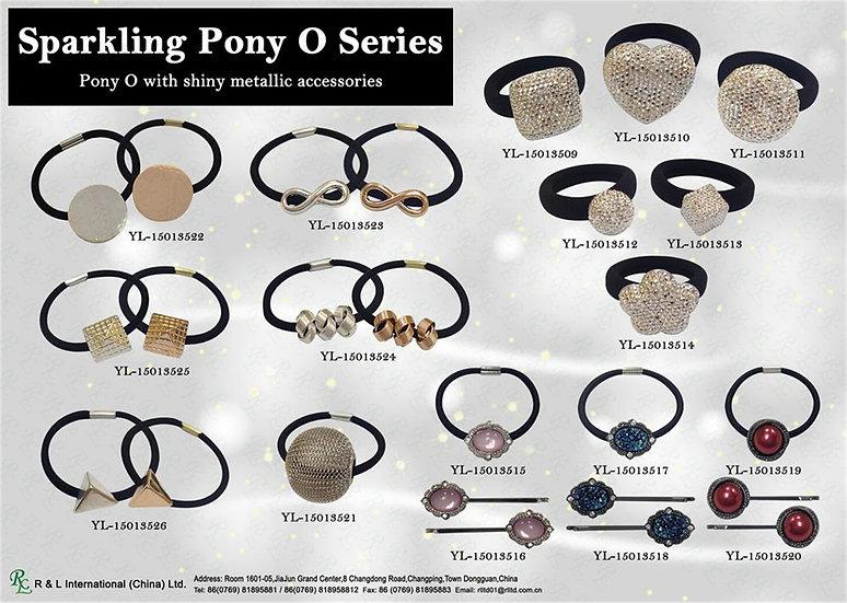 Sparkling Pony O Series