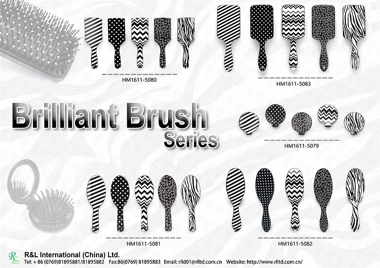 Brilliant Brush Series