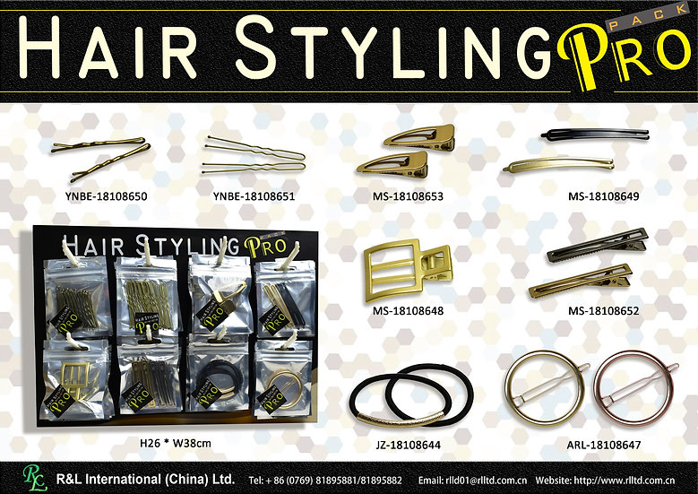 HairStylingPro
