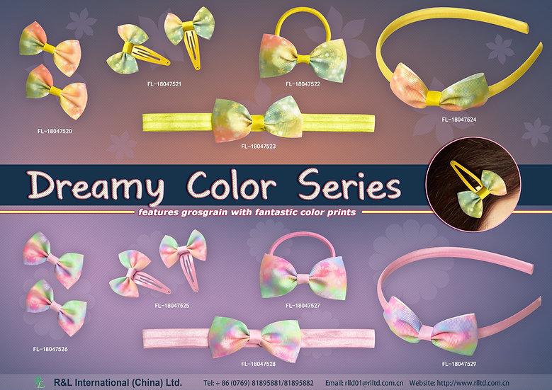 Dreamy Color Series
