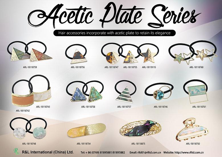 AceticPlateSeries