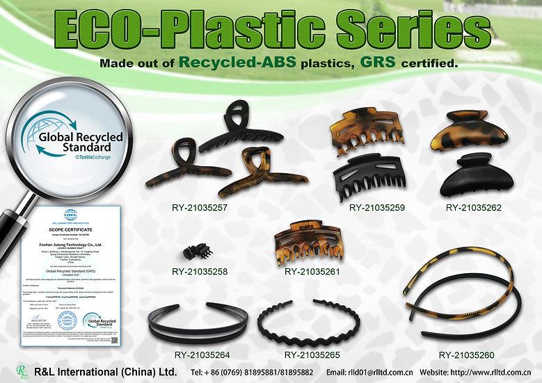 ECO-PlasticSeries
