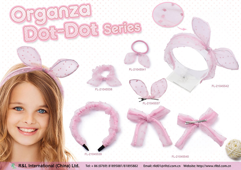 OrganzaDot-DotSeries