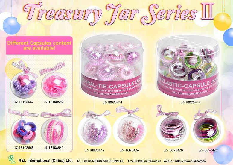 (Easter)Treasury Jar SeriesⅡ