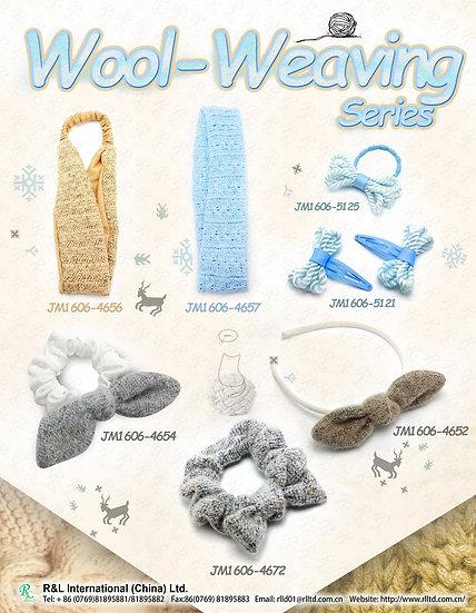 Wool-Weaving Series