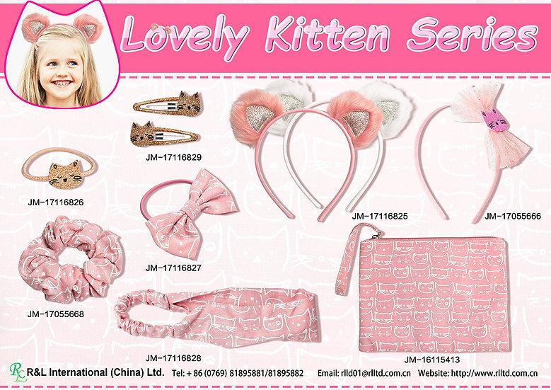 Lovely Kitten Series
