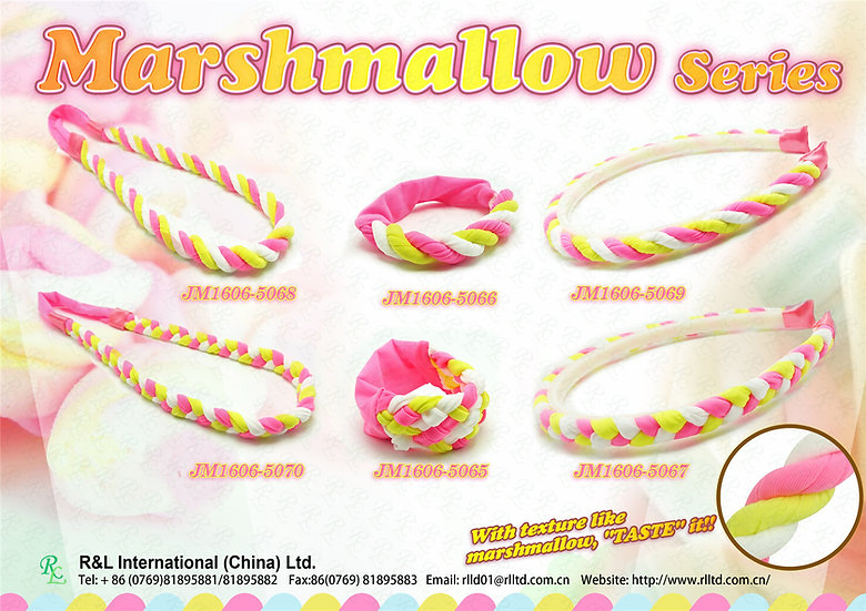 Marshmallow Series