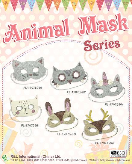 Animal Mask Series