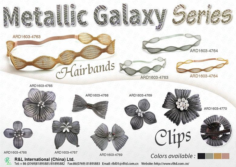 Metallic Galaxy Series