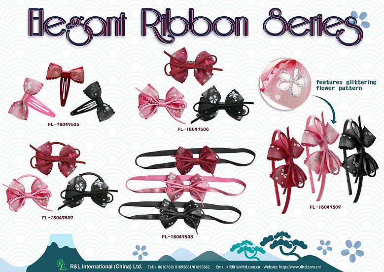 Elegant Ribbon Series