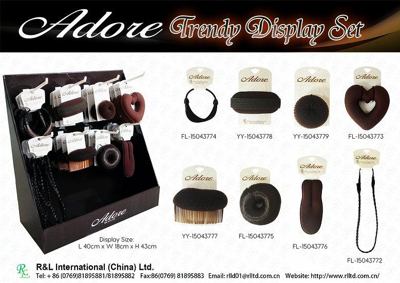 Adore Trendy Display Set