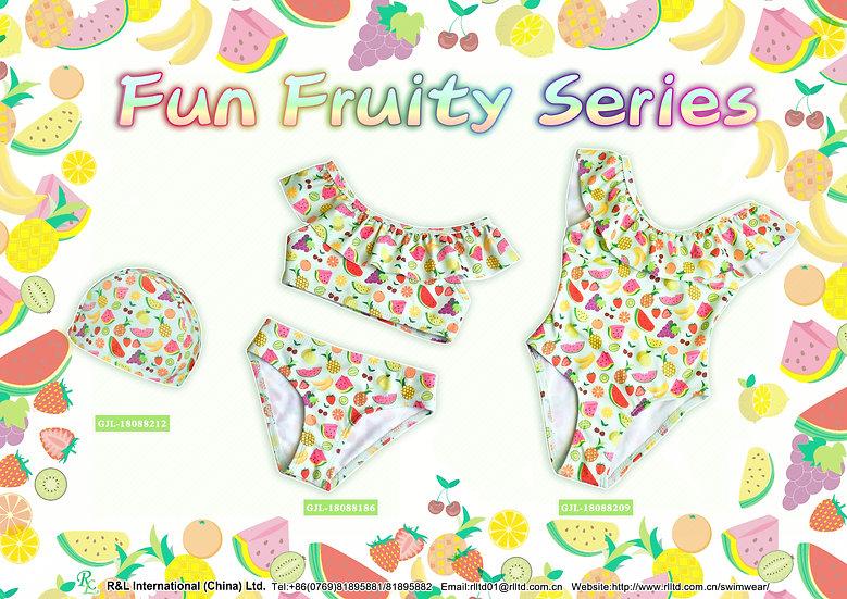 Fun Fruity Series