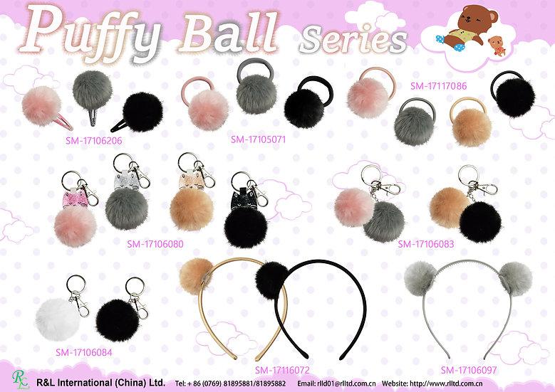 Puffy Ball Series
