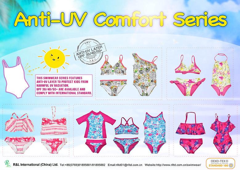 Anti-UV Comfort Series