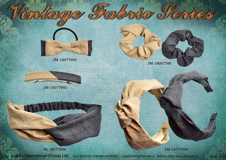 Vintage Fabric Series