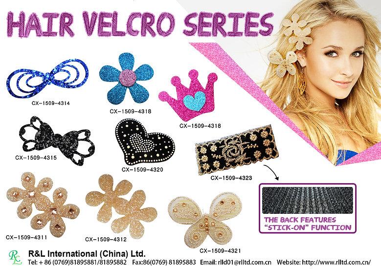 Hair Velcro Series