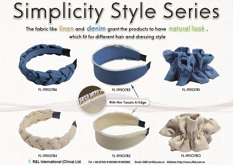 Simplicity Style Series