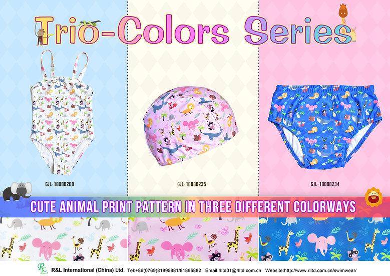 Trio-Colors Series