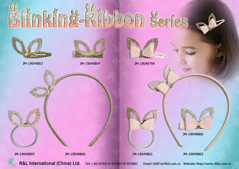 Blinking-Ribbon Series